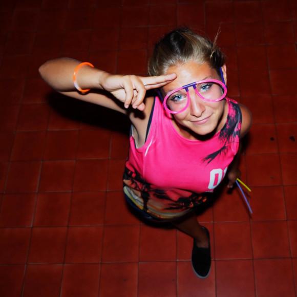 Illuminiamo la notte di San Lorenzo con il Fluo Party!