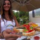 UN ANTIPASTO ITALIANO IN STILE SEATALES