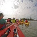 In giro in canoa tra gli angoli più nascosti della laguna