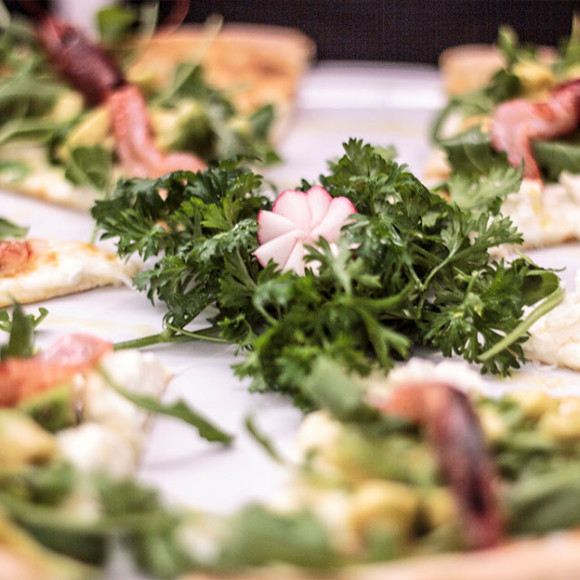 Una cena speciale a base di Pizza Gourmet!